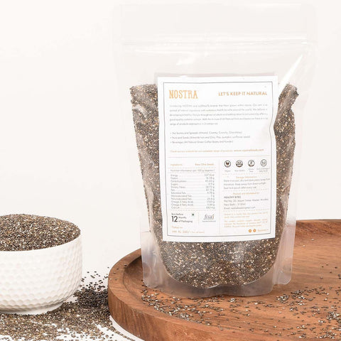 Raw Chia Seeds