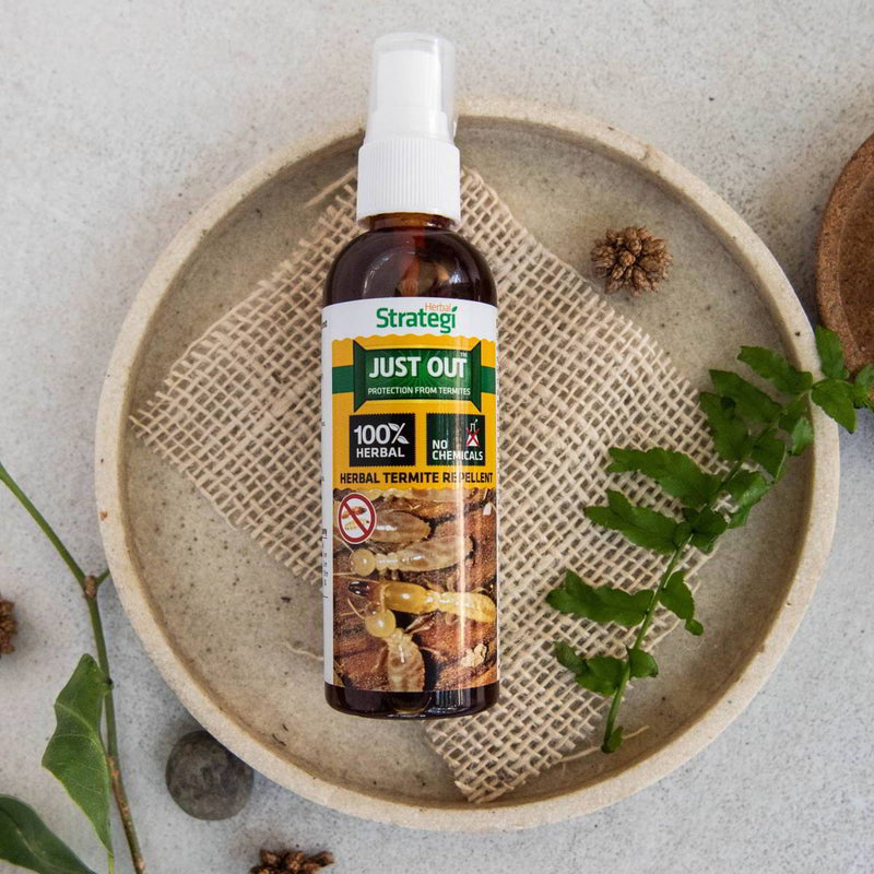 Just Out - Herbal Termite Repellent