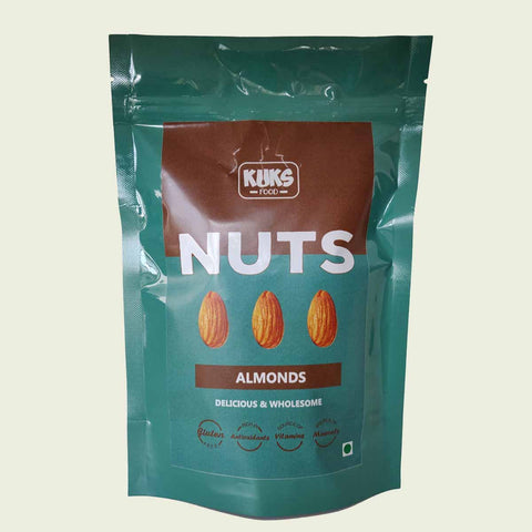 Wholesome Nuts Almonds