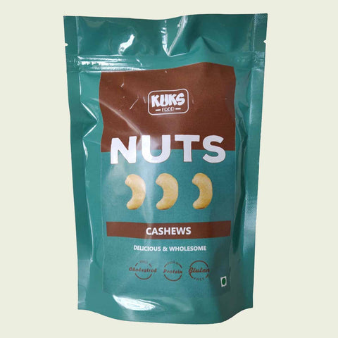 Wholesome Cashews Nuts