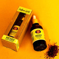 Kumkumadi Oil - Miraculous Night Serum (Saffron Gold)