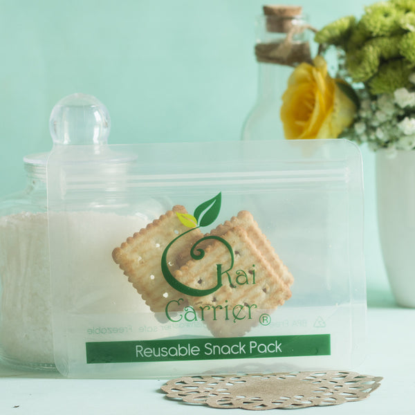 Reusable Snack Pack at Qtrove