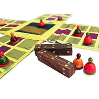 Kalaplanet Historical Chausar Game (Multicolored)