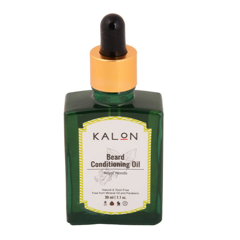Beard Conditioning Oil (Royal Woods)