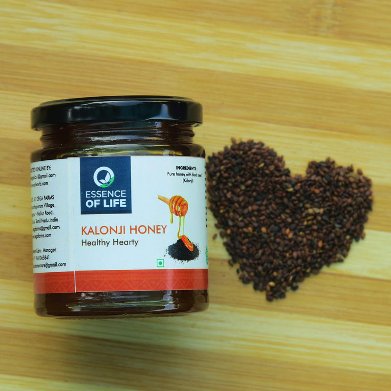 Kalonji Honey