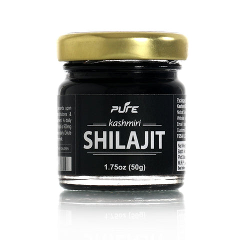 Pure Kashmiri Shilajit  (Power, Strength & Stamina) 50gm
