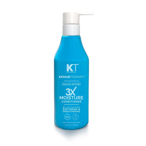 Keratin Infused 3X Moisture  Conditioner