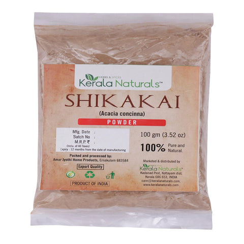 Shikakai powder (Pack of 3)
