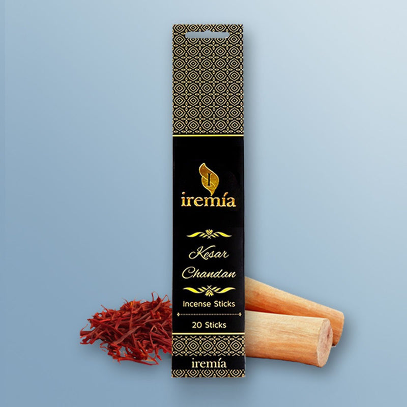 Kesar Chandan & Naagchampa Incense Sticks
