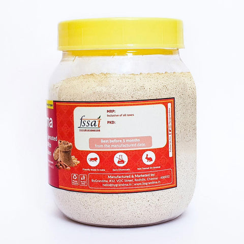 Kids Porridge Mix - Sprouted Wheat, Carrot with Almonds and Dates For 12+ months