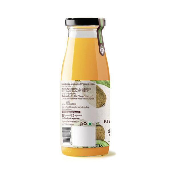 (Kiwi + Pineapple) Juice Blend (Pack of 6) at Qtrove