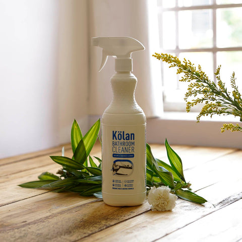 Eco-Friendly Bathroom Cleaner