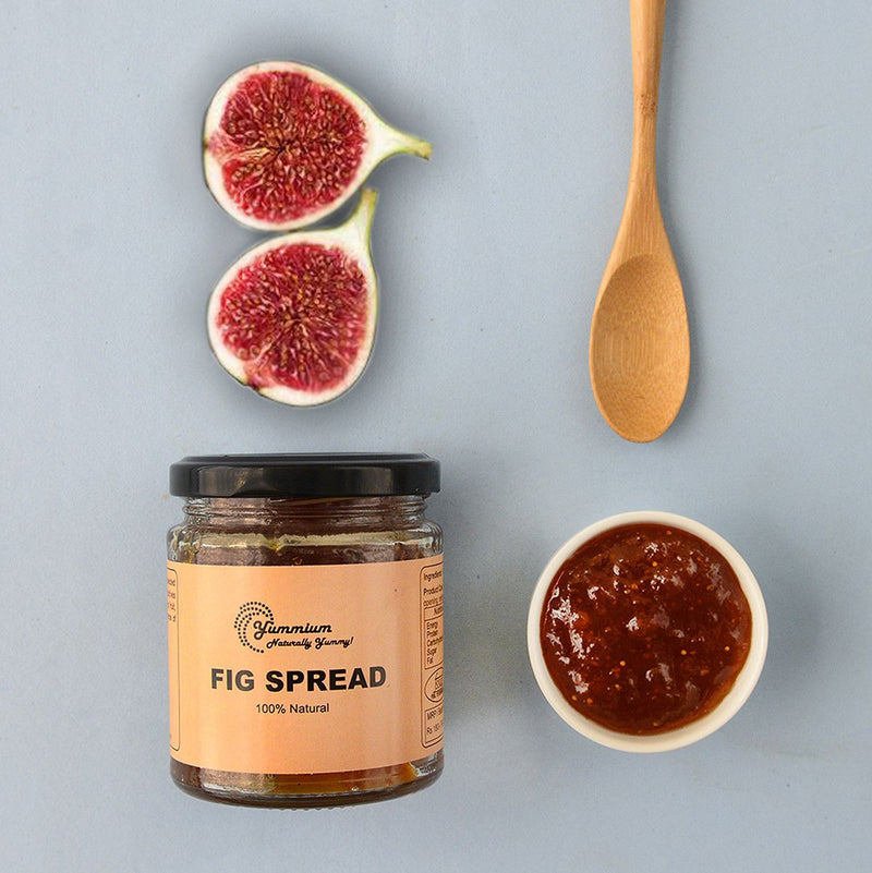 Homemade 100% Natural Fig Jam