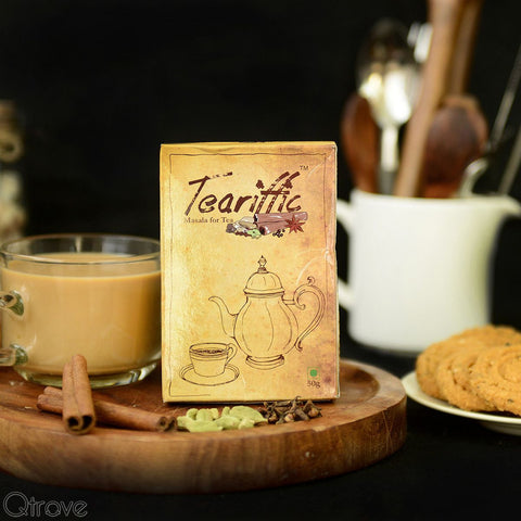 Teariffic Masala For Tea