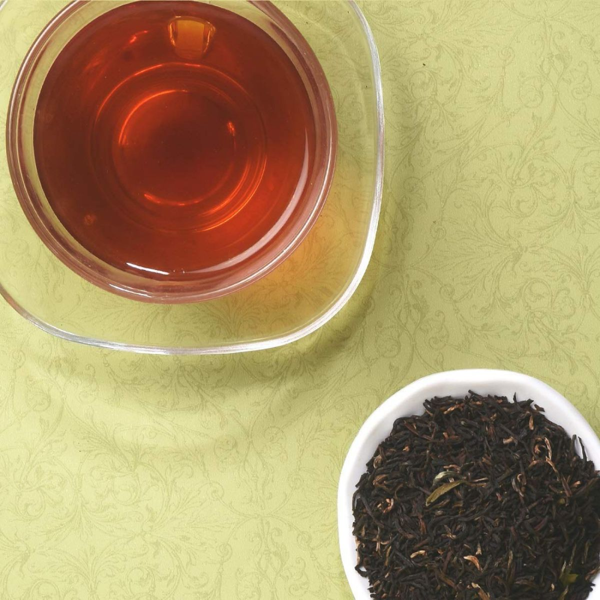 Black Tea (Caramel with hint of Cocoa and Peach) (30 Cups)