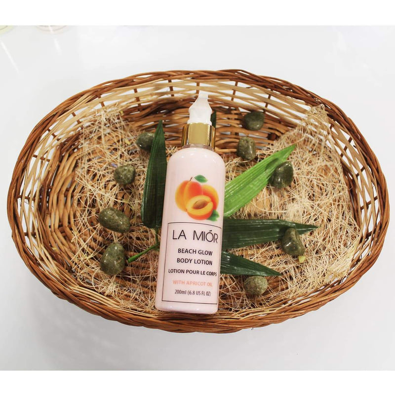 Beach Glow Body Lotion (With Apricot Oil)