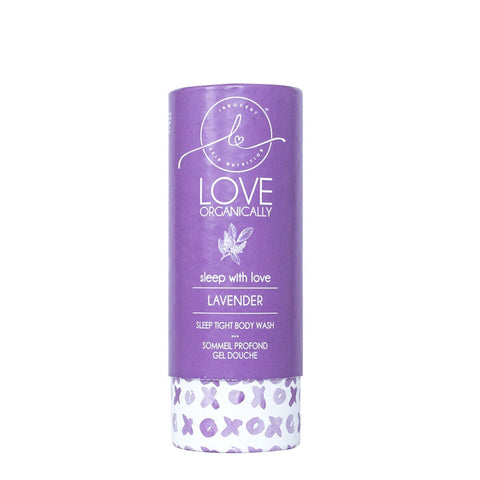 Lavender Sleep Tight Body Wash -This Calming Blend Of Essential Oils & Botanical Extracts