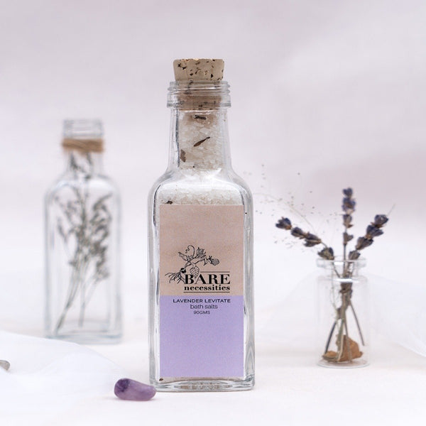 Lavender Levitate Bath Salts at Qtrove