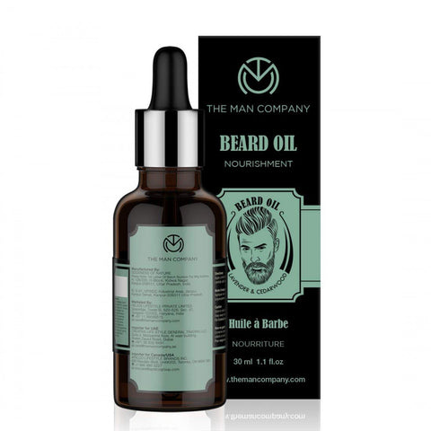 Lavender & Cedarwood  Beard Oil