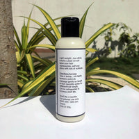 Leave-On Hair Cream (Silicon Free)