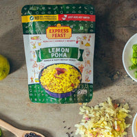 Lemon Poha Instant Meals (Pack of 6)