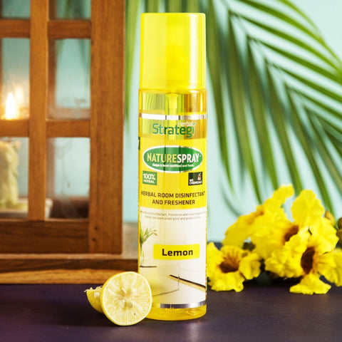 Lemon Herbal Room Freshener