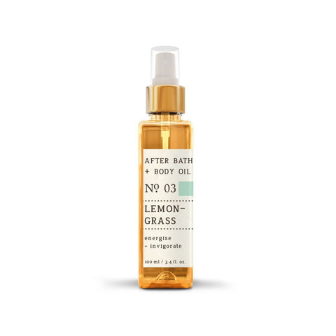 Lemongrass After Bath + Body Oil