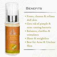 Lemongrass And Khus Clarifying Toner