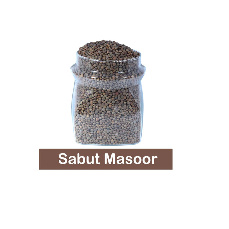 Masoor Dal/ Red Lentil Dal - Whole ( Powerhouse Of Protein And Rich In Vitamin B1 And Folic Acid )