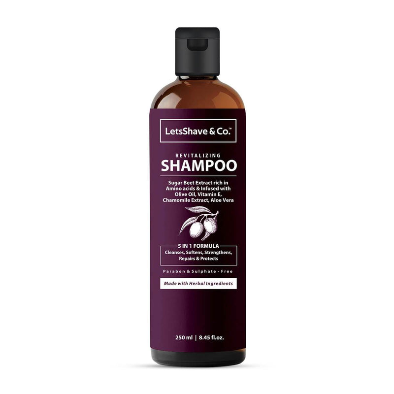Revitalizing Shampoo