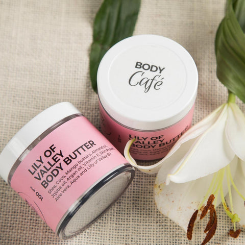 Lily Of The Valley Body Butter