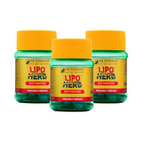 Lipoherb Capsules (Pack of 3)