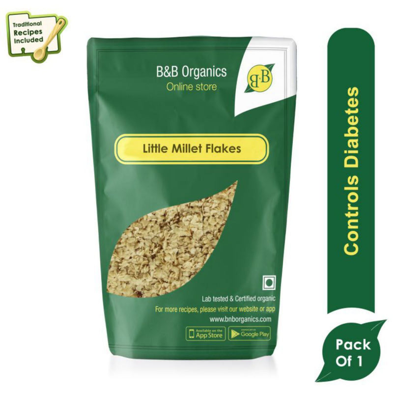 Little Millet Flakes