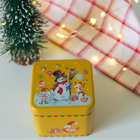 Little Snowman Tin