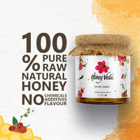 Lychee Raw Honey (Natural & Unprocessed)