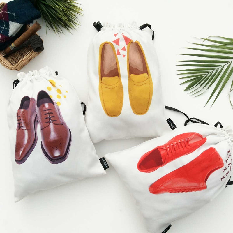 Men's shoe Bag {triple score} - 3 Bags