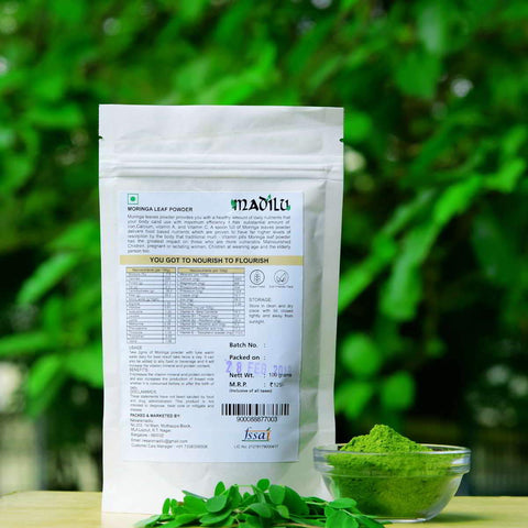 Moringa Leaf Powder (Pack of 2)