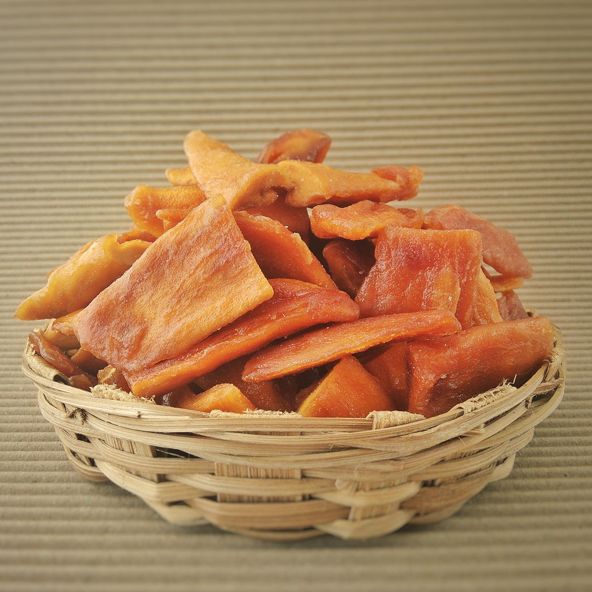 Dried Candied Mango-100% Natural