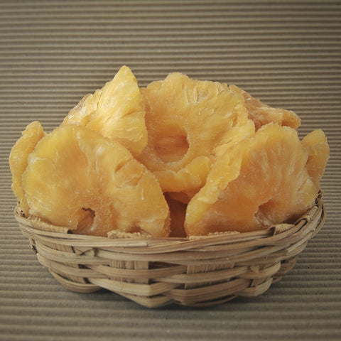 100% Natural Dried Candied Pineapple
