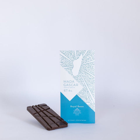 Madagascar Single Origin Chocolate (Belgian Handcrafted)