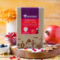 Pomegranate Energy Bars