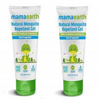 Natural Mosquito Repellent Gel (Pack of 2)