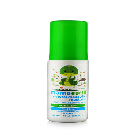 Natural Mosquito Repellent Spray For Babies (3months+)