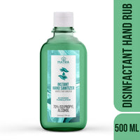 Hand Sanitizer (With 70% Isopropyl Alcohol) - 2 X 500 ml