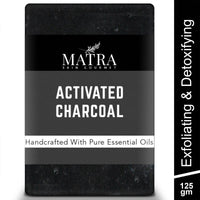 Activated Charcoal Bathing Soap