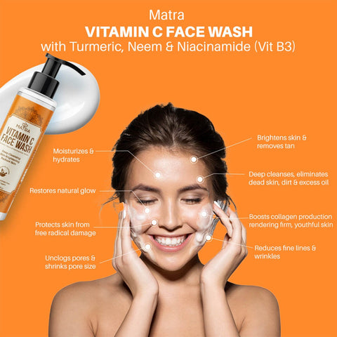 Vitamin C Face Wash