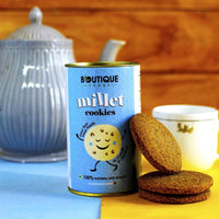 Millet Cookies (Pack Of 2)(100% Natural and Healthy)
