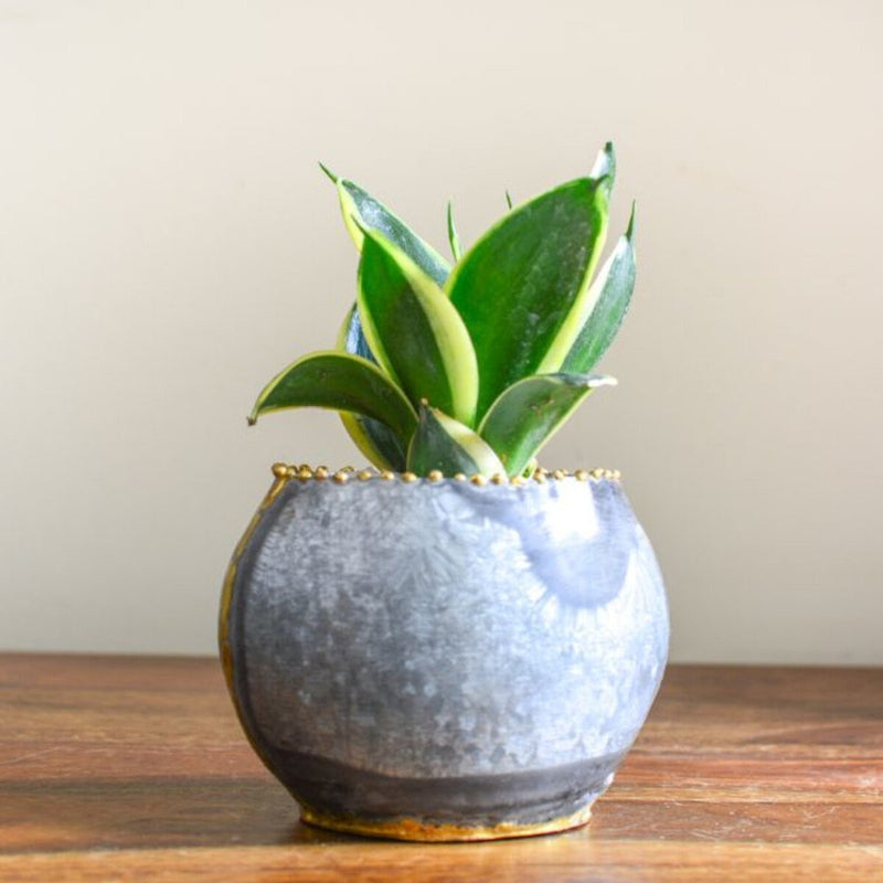 Mishka Handcrafted Planter - Small