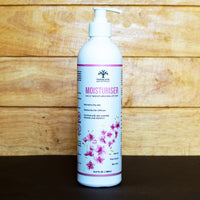 Moisturizer Lotion Made With Shea Butter and Vitamin E (Chemical Free)
