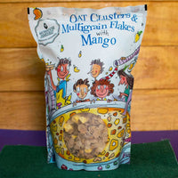 Oats Clusters and Multigrain Flakes with Mango